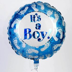 It's a boy Balloon extra
