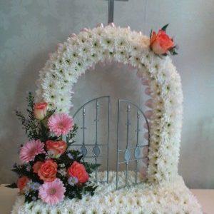 gates of heaven pink