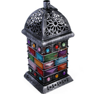Medium bejeweled lantern