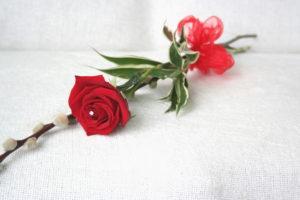 Single rose 2