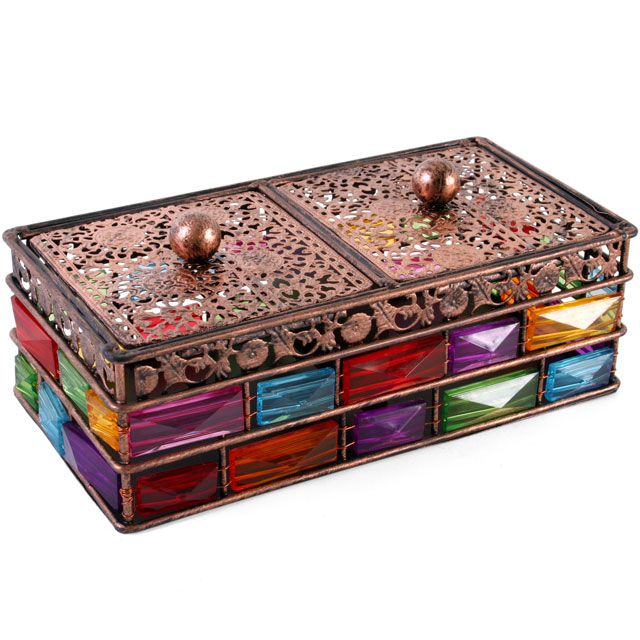 double trinket box
