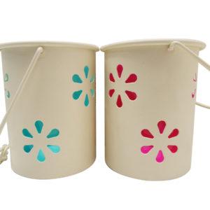 garden gem tealight holder