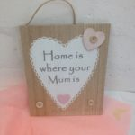 Home is where your mum is