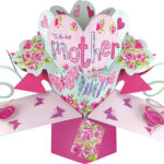 Mother ith love Pop up card