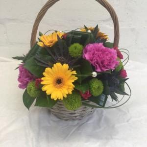 basket summer