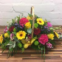 florists choice basket