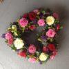 Mixed Rose open heart