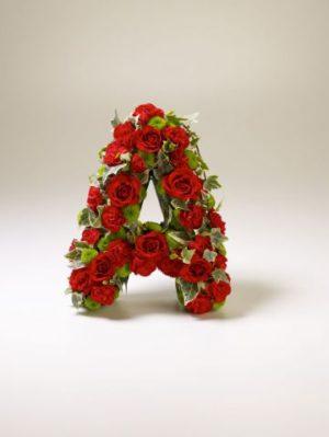 Red Rose letter