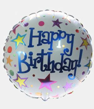 Happy Birthday ballloon