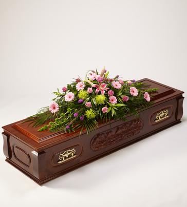 coffin spray from £70.00