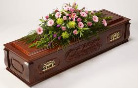 coffin spray from £70.00