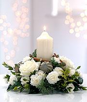 Twilight sparkle Candle arrangement