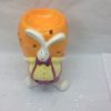 ceramic rabbit and carrot candle holder