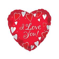 1 LOVE YOU BALLOON