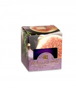 MED FIG VOTIVE HEART AND HOME