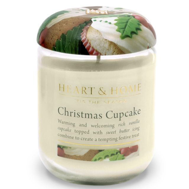christmas cupcake heart and home large