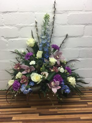 MOTHERS DAY COUNTRY GARDEN ARRANGEMENT